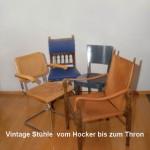 Vinage Stühle 1ww